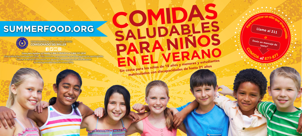 Reagan County ISD will be serving FREE Summer Meals to any child 18 and younger.  Starting June 1 and ending June 30, 2020. Meals will be served Monday-Friday from 11:30-12:30.  Meals will be Curbside/Grab-n-Go pick up only at Reagan County Elementary School